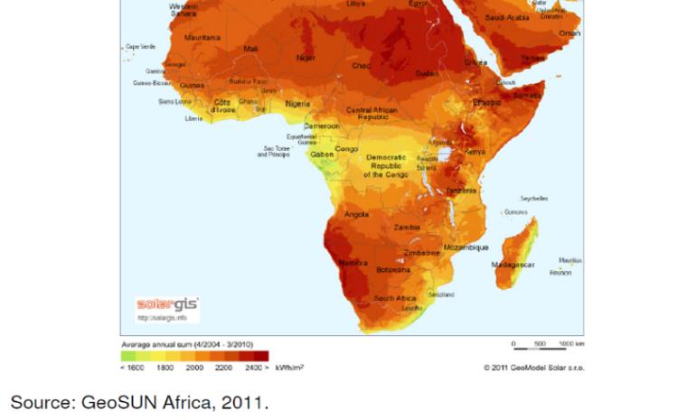 SOUTENABILITE DE LA FOURNITURE D'ENERGIE ELECTRIQUE  EN AFRIQUE SUB-SAHARIENNE  Par SIEWE André,