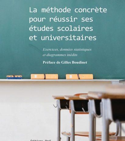 Livre à l'honneur : La méthode concrète pour réussir ses études scolaires et universitaires de M. Pierre Hilaire NGAMENI