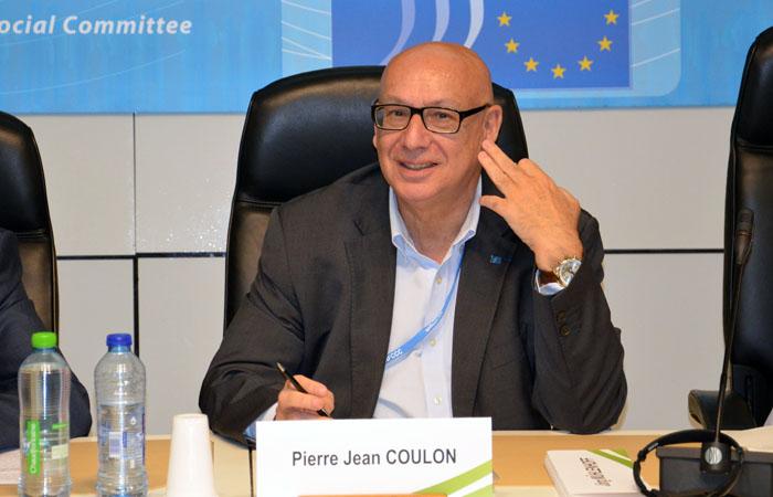 M. Pierre Jean COULON : L'avenir du transport aérien de l'UE pendant et après la crise du coronavirus