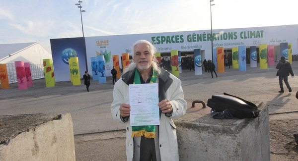 L'eau, ressource rare, est un risque de conflit : M. Jean Marius D'ALEXANDRIS         Conférencier et Expert en revalorisation des eaux usées